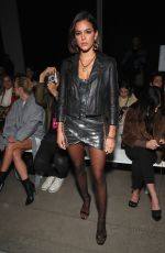 Bruna Marquezine Attends the Rosa Cha fashion show during NYFW in New York