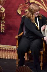 Bryce Dallas Howard At Hasty Pudding Theatricals Woman of The Year event in Cambridge