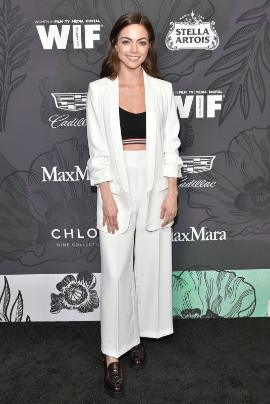 Caitlin Carver At 12th Annual Women In Film Oscar Party in Beverly Hills