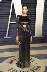 Caitriona Balfe At 2019 Vanity Fair Oscar Party in Beverly Hills