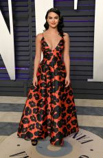 Camila Mendes At 2019 Vanity Fair Oscar Party in Beverly Hills
