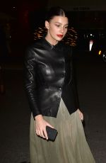 Camila Morrone Leaves Madeo in West Hollywood