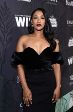 Candice Patton At 12th Annual Women In Film Oscar Party in Beverly Hills