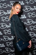 Candice Swanepoel Attends P.S. x Danielle launch by Danielle Priano at Milk Studios in New York City