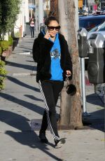 Cara Santana Out and about in Beverly Hills