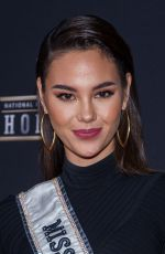 Catriona Gray At 8th Annual NFL Honors in Atlanta
