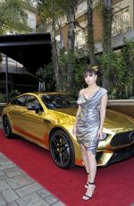 Charli XCX At Mercedes-Benz Oscars Viewing Party in Beverly Hills