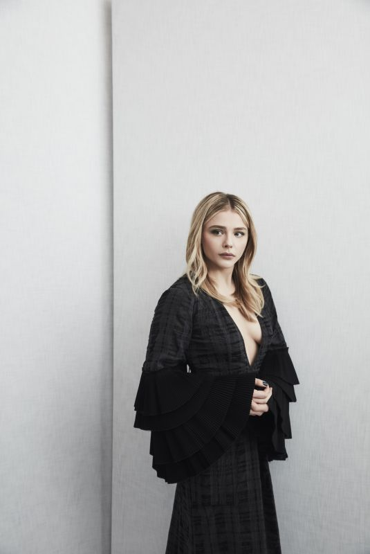 Chloë Grace Moretz - Variety Portrait for 2019 Indepedent Spirit Awards - February 2019