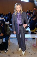 Chloe Moretz At Coach fashion show during NYFW in NYC