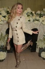 Clara Paget At British Vogue and Tiffany & Co. Celebrate Fashion and Film Party at Annabel