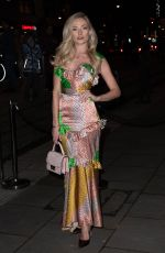 Clara Paget At Late Fabulous Fund Fair at the Roundhouse in London during LFW A/W 2019