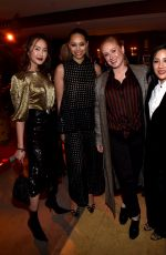 Constance Wu At Variety x Armani Makeup Artistry Dinner, Los Angeles