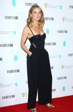 Cressida Bonas At vanity fair ee rising star party in London