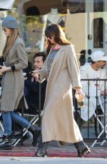 Dakota Johnson At Alfred Coffee in West Hollywood