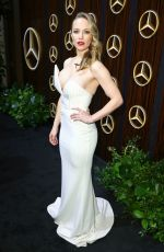 Danielle Savre At Mercedes-Benz Oscars Viewing Party in Beverly Hills