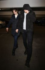 Dave Franco and Alison Brie enjoy a date night at the ArcLight Theater in Hollywood