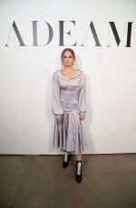 Debby Ryan At Adeam fashion show during New York Fashion Week