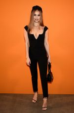 Debby Ryan At Cushnie fashion show during New York Fashion Week: The Shows at Gallery I at Spring Studios in New York City
