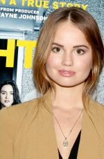 Debby Ryan At Fighting With My Family - LA Tastemaker Screening at The London Hotel, Los Angeles
