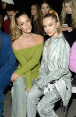 Delilah Belle Hamlin At John John show during New York Fashion Week