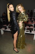 Delilah Belle Hamlin At The Blonds show during New York Fashion Week