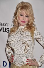 Dolly Parton At MusiCares Person Of The Year Honoring Dolly Parton Los Angeles