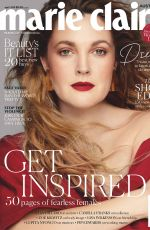 Drew Barrymore - Marie Claire Magazine Australia April 2019