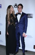 Elle MacPherson At American Australian Arts Awards in NYC