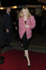 Ellie Bamber At BAFTA Nespresso Nominees Party, Kensington Palace, London