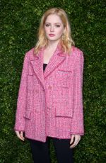 Ellie Bamber At Charles Finch pre-Bafta party in London