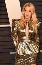 Ellie Goulding At 2019 Vanity Fair Oscar Party hosted by Radhika Jones at Wallis Annenberg Center for the Performing Arts in Beverly Hills
