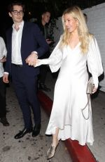 Ellie Goulding Leaves the Chateau Marmont in West Hollywood