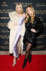 Elsa Hosk At What Goes Around Comes Around flagship opening in NYC