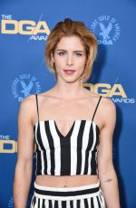 Emily Bett Rickards At 71st Annual Directors Guild of America Awards in LA
