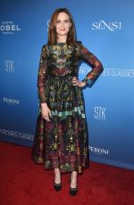 Emily Deschanel At Sony Pictures Annual Oscar Nominees Gala Dinner in LA