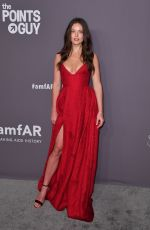 Emily DiDonato At amfAR New York Gala in NYC