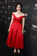 Emma Dumont At Cadillac Celebrates the 91st Annual Academy Awards in LA