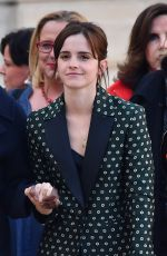 Emma Watson At Meeting of the G7 Gender Equality Advisory Council in Paris