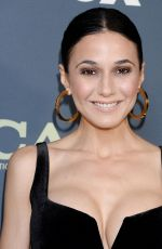 Emmanuelle Chriqui At the 2019 Fox Winter TCA in Los Angeles
