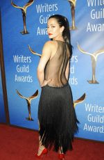 Emmanuelle Vaugier At 71st Annual Writers Guild Awards in Los Angeles
