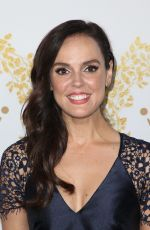 Erin Cahill At Hallmark Channel, TCA Winter Press Tour, Los Angeles