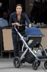 Eva Longoria Heads home after having lunch in Beverly Hills