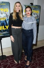 "Florence Pugh At ""Fighting With My Family"" Los Angeles Tastemaker Screening"