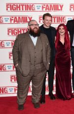 Florence Pugh At Fighting With My Family Premiere in London