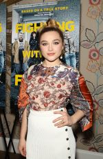 Florence Pugh At New York Special Screening for MGM