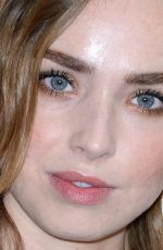 Freya Mavor At Christian Dior Fashion Show in Paris