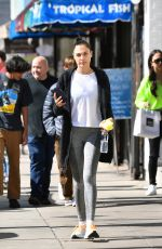 Gal Gadot At the Farmers Market in LA