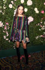 Georgie Flores At Teen Vogue Young Hollywood Party, Los Angeles