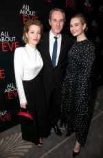 Gillian Anderson At all about eve, premiere after Party