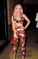 Grace Chatto At 39th Brit Awards, After-Party, London